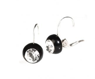 orecchini punto luce minimali