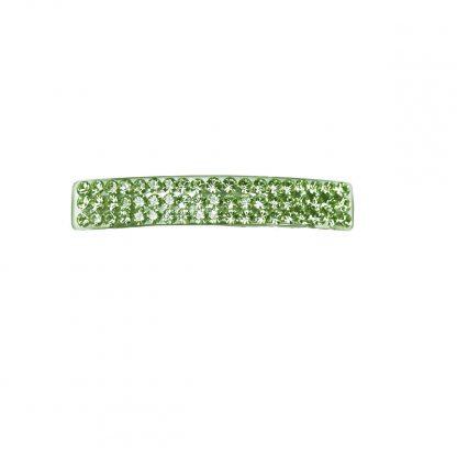 Fermaglio Verde swarovski