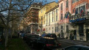 Milano fermata 91 Largo Rio de Janeiro