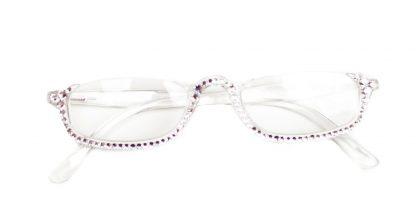 occhiale strass da lettura